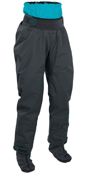 2019 Palm Ladies Atom Kayak Dry Pant Jet Gris 11743