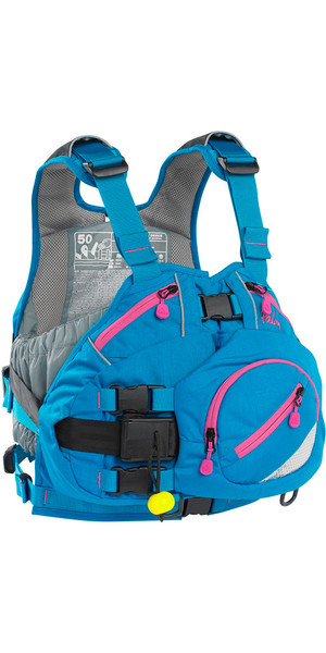 2019 Palm Ladies Extrem Whitewater Buoyancy Aid AQUA 11435