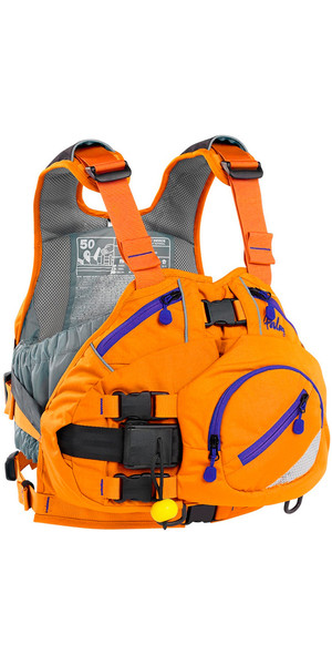 2018 Palm Womens Extrem Whitewater Buoyancy Aid Sherbet 11435