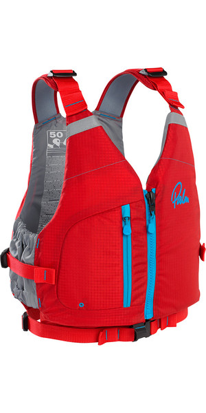 2019 Palm Ladies Meander 50N PFD RED 11458