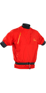 Palm Mistral Short Sleeve All Purpose Jacket Red 11764