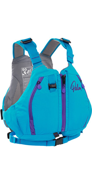 2019 Palm Peyto Ladies Touring PFD Aqua 11463