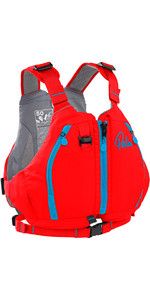 2020 Palm Peyto Womens Touring PFD Red 11463