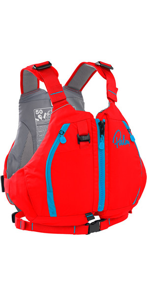 2019 Palm Peyto Ladies Touring PFD Red 11463