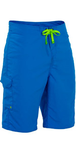 2021 Palm Skyline Board Shorts Azul 11753