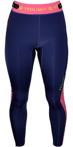 Prolimit Womens SUP 1mm Airmax Neoprene Trousers Blue / Pink 74750
