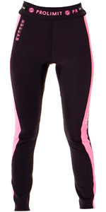 Prolimit Damen SUP 1mm Airmax Neoprenhose Schwarz / Pink 64750