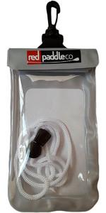 Red Paddle Co Waterproof Phone Bag - Grey