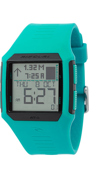 2018 Rip Curl Damen Maui Mini Tide Surf Uhr in MINT A1126G