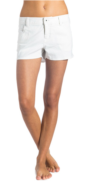 Pantalones cortos Rip Curl Ladies Neal Walk en OPTICAL WHITE GWACI4