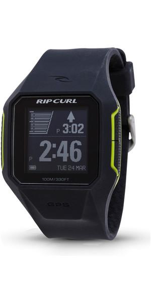 2018 Rip Curl Recherche GPS Smart Surf Watch en Charcoal A1111