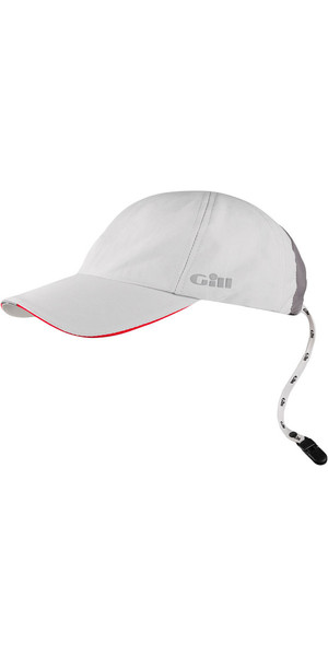 2018 Gill Race Cap SILVER RS13
