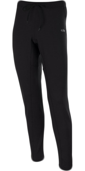 Gill Thermogrid Leggings SCHWARZ 1351