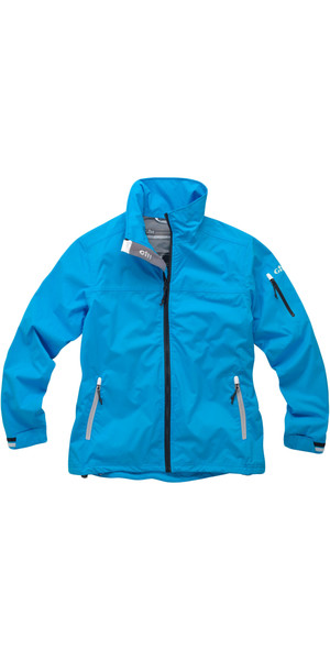 2018 Gill Womens Crew Lite Jacket BLUE 1042W