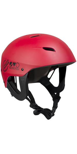 2018 Gul Evo Junior Casque de sports nautiques RED AC0104-B3