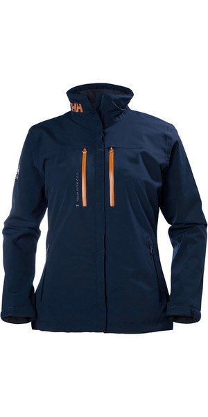 2018 Helly Hansen Ladies Crew H2Flow Jacke NAVY 33892