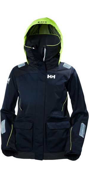 2018 Helly Hansen Womens Newport Coastal Jacket NAVY 33904