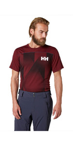2018 Helly Hansen Lifa T-shirt actif PORT 48310