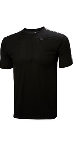 2021 Helly Hansen Lifa T Shirt BLACK 48304