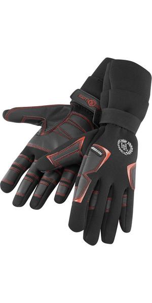 2018 Henri Lloyd 3mm Neoprene Winter Gloves BLACK Y80057