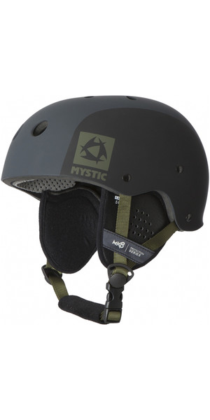 Capacete MK8 Multisport Mystic - Preto 140650