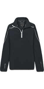 Musto Womens Essential 1/2 Zip Microfleece BLACK SE0136
