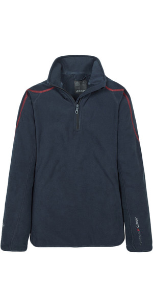 Musto Women's Essential 1/2 Zip Microfleece TRUE NAVY SE0136