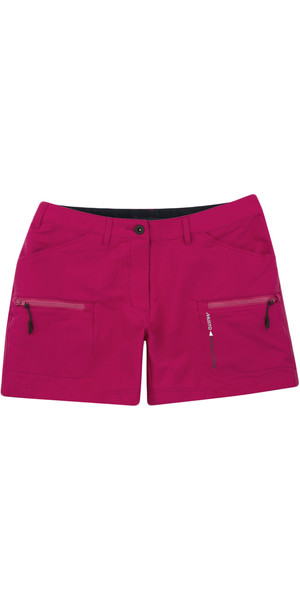 Musto Damen Evolution Crew Shorts CERISE SE3330