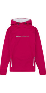 Musto Women's Evolution Original Logo Hoody CERISE SE0853