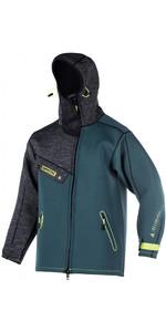2019 Mystic Ocean chaqueta de neopreno TEAL 170274