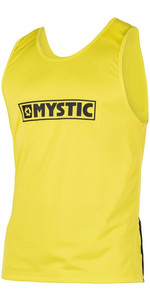 Mystic Star Loose Fit Snel Dry Tank Top Kalk 150505