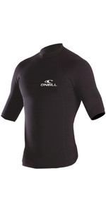 O'Neill Thermo-X Short Sleeve Crew Top BLACK 3660