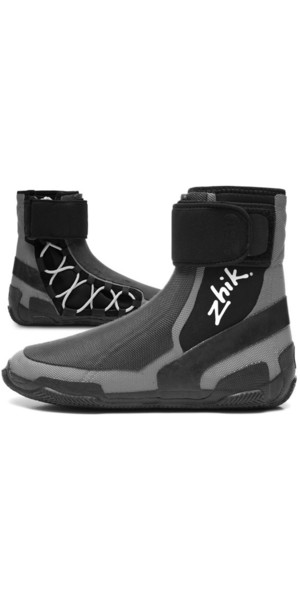 2019 ZHIK SKIFF BOOT GRAY / BLACK BOOT260