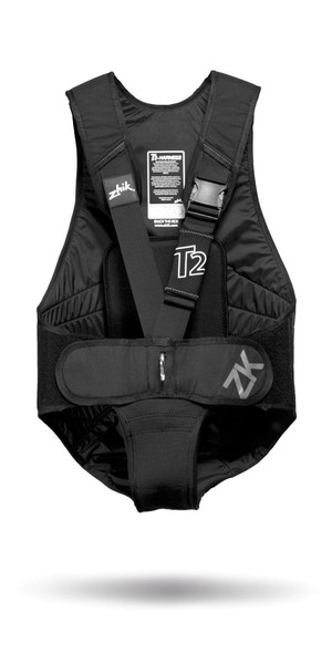 2018 ZHIK T2 HARNESS SCHWARZ TRAP20