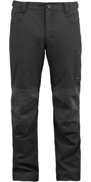 2019 Zhik Technical Deck Pantaloni da navigazione Black PANT350