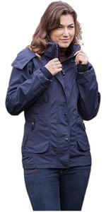 Baleno Dynamica Womens Waterproof Jacket Navy 19828
