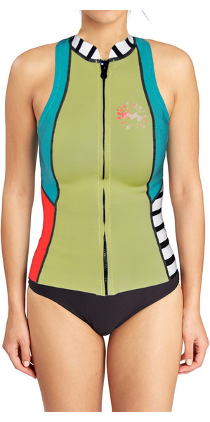 Billabong Salty Dayz 1mm Neoprene Vest ARUBA C41G05