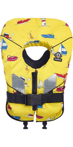 2019 Crewsaver Euro 100N Lifejacket YELLOW - BABY & CHILD 10170