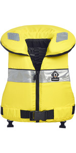2020 Crewsaver Euro 100N Lifejacket YELLOW - LARGE CHILD & JUNIOR 10171
