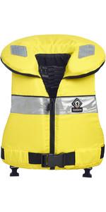 2020 Crewsaver Euro 100n Colete Salva-vidas Amarelo - Criança Grande & Júnior 10171