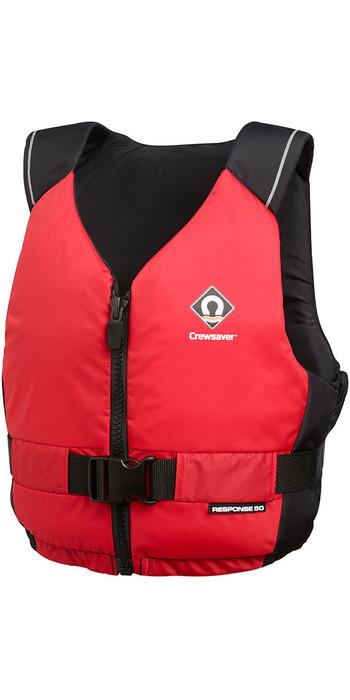 2020 Crewsaver Response 50n Schwimmhilfe Rot 2600