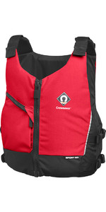2020 Crewsaver Sport 50N Buoyancy Aid Red 2610