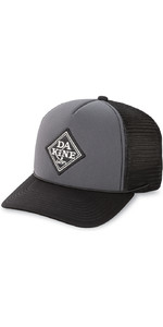 Dakine Lock Down Cappellino Trucker Nero / Antracite 10001269
