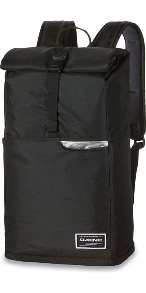 11de2b1315 2018 Dakine Section Roll Top Wet   Dry 28L Backpack BLACK 10001253 Dakine