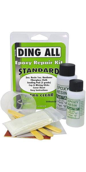 Ding All Standard Epoxy 2oz Repair Kit # 231E