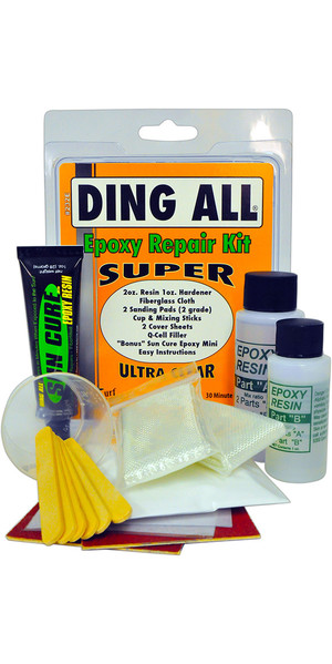Ding All Super Epoxy 2oz Repair Kit # 232E