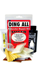Ding All Super Polyester 4oz Repair Kit #232