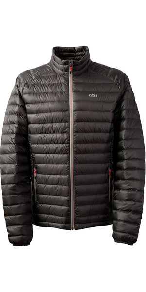 2019 Gill Hydrophobe Down Jacket Charcoal 1062