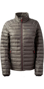 2019 Gill Ladies Hydrophobe Down Jacket Pewter 1062W