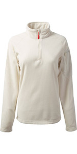 Gill Damen Thermogrid Zip Neck Fleece Haferflocken 1370W